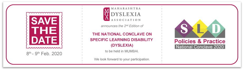 MAHARASHTRA DYSLEXIA ASSOCIATION